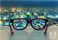 戴眼镜能矫正视力吗