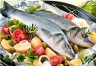 鲜香营养的香菇火腿蒸鳕鱼
