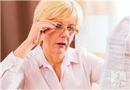 防治老花眼的方法 眼瑜珈
