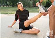 怎样按摩腿部可以瘦腿