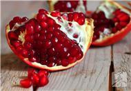 石榴是一种全身都是宝的水果