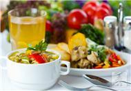中午减肥食谱