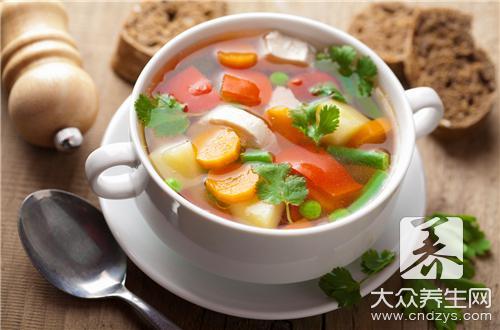 滋补养生煲汤食谱是什么