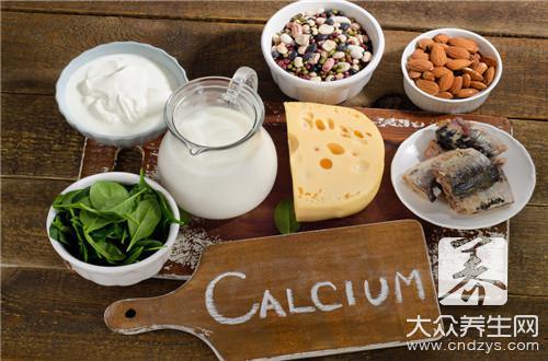 补钙的食物有哪些