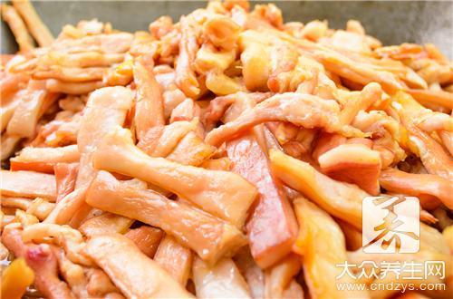 猪肉哪个部位营养价值最高?