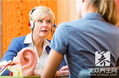 按摩预防听力下降——大众养生网