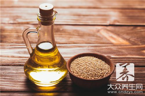 Can pregnant woman have sesame oil