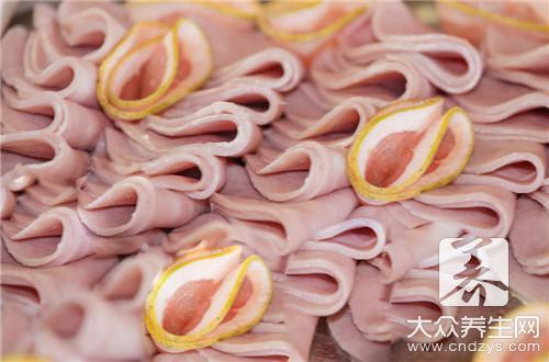 卤肉卷的做法