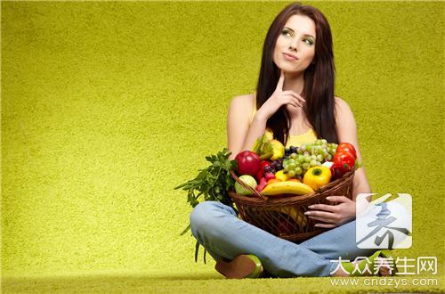 素食帮你降脂清肠---大众养生网