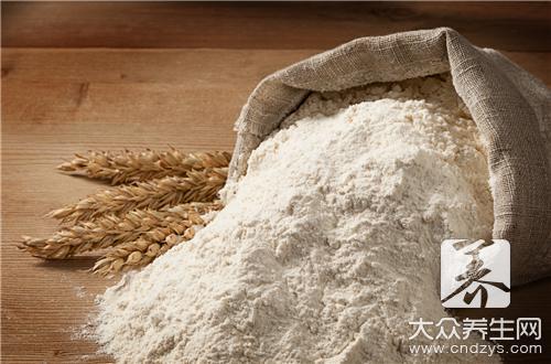 小麦面粉是低筋面粉吗?威望答案是如许