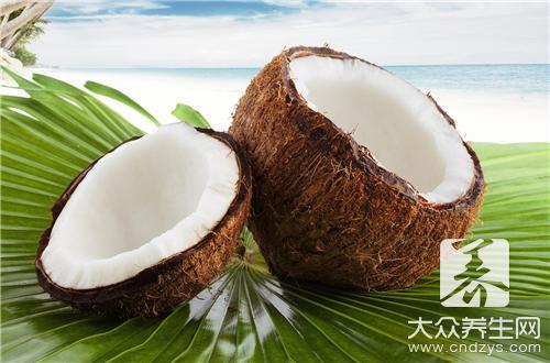 椰子油护肤的使用方法