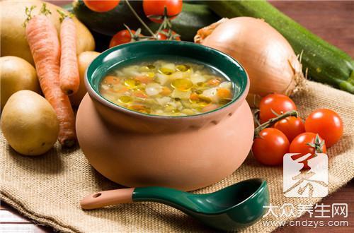 美容养颜汤的做法以及注意事项