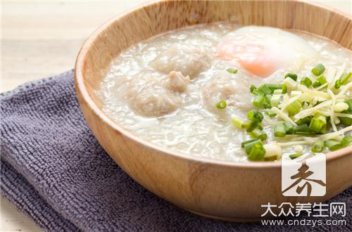 The practice encyclopedia of bone Bao congee