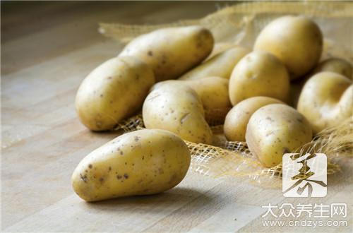 What does method of potato weak spot have?