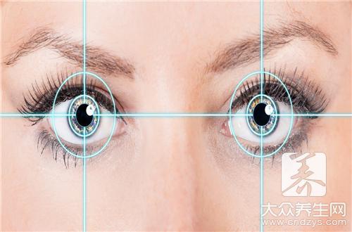 眼球突出的偏方