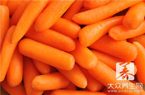 Carotene and vitamin A