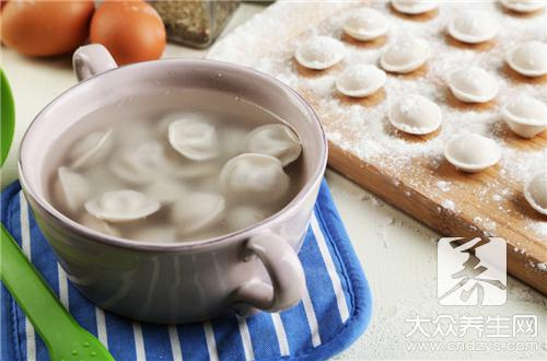 What is the practice of fill soup steamed dumpling