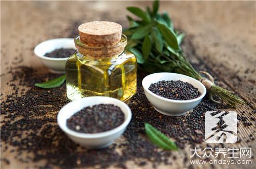菜籽油的功效与作用