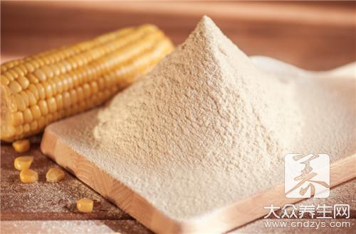 玉米面的做法