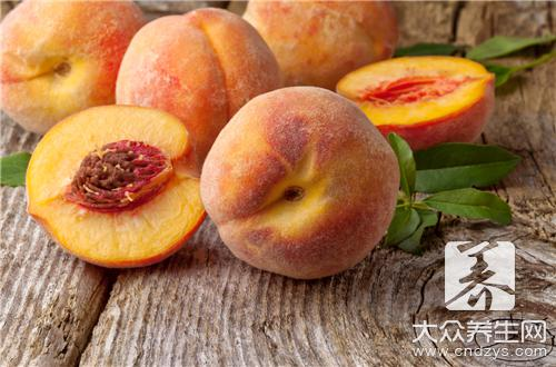 Eat peach to want to husk? Why