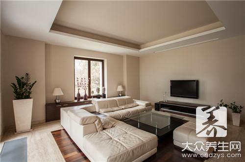 客厅沙发摆放风水及背景墙风水