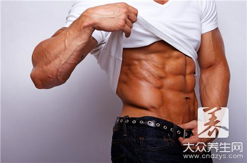 Abdominal muscle can drill every day