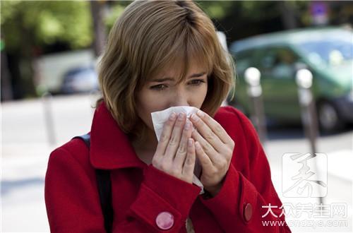 鼻子特别痒是怎么回事