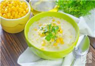 芝士玉米汤的做法