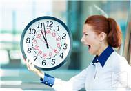 女性健康作息时间表