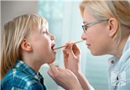 小孩扁桃体发炎后咳嗽