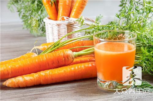 What does the effect of acetic bubble carrot have