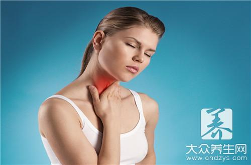 What is the symptom of laryngeal tumour