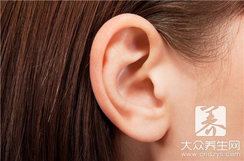 每天按摩耳朵减少颈椎腰椎病发生——大众养生网