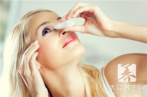 过敏性结膜炎该用什么眼药水?
