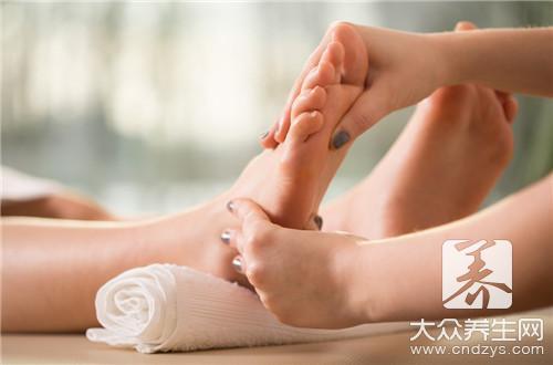 Massage where promotes fart