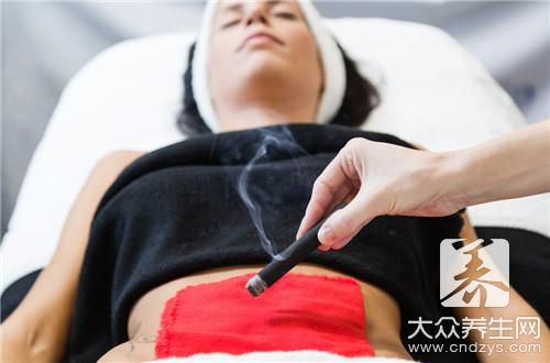 Can moxibustion treat tenosynovitis