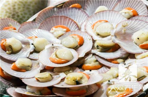 Can pregnant woman eat garlic Chengdu scallop
