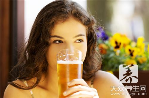 Come can maternal aunt drink beer?