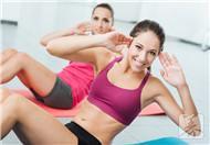 教你收腹瑜伽入门基本动作