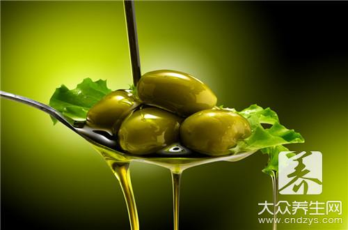 How had compared with olive oil