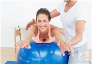 坐瑜伽球能减肥吗?