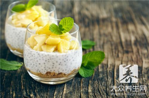 How does yoghurt fruit salad do result reducing weight best