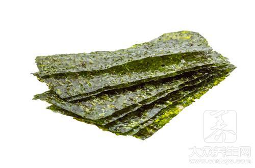 吃海苔的好处和坏处有哪些【组图】