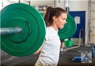 举重练哪里肌肉呢?