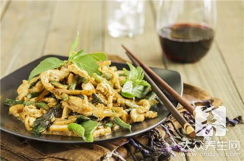 Qing Dynasty fries dried bamboo shoots, how to make gift delicious?