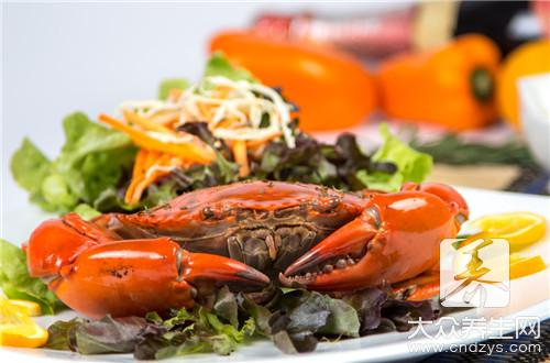 How is swimming crab chaffy dish done?