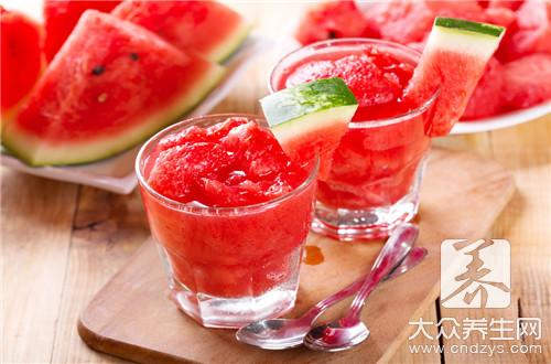 Can deficiency of yin with irritability eat watermelon