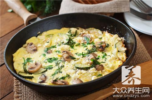 How is abelmosk omelette done? Cate expert introduces these 4 kinds