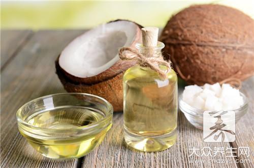 椰子油的功效与作用是什么