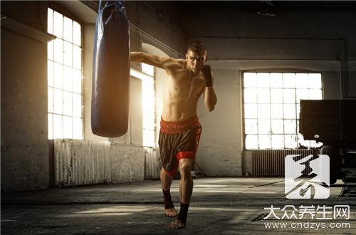Boxing footstep trains how to be done
